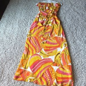 Trina Turk for Banana Republic Maxi Dress